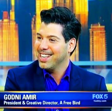 Fox 5 Spotlights A Free Bird