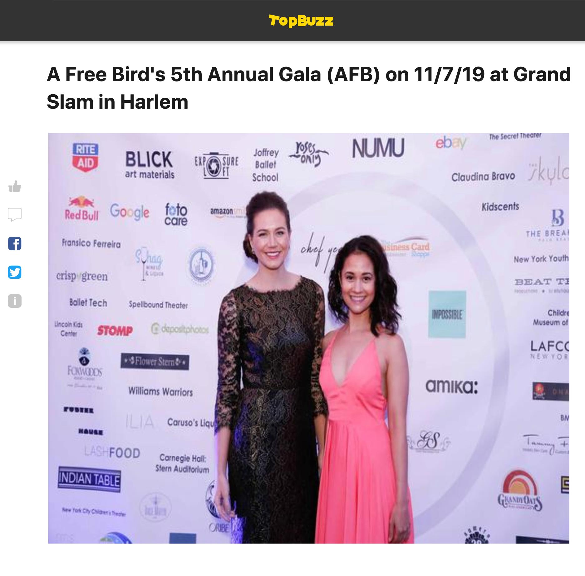 A Free Bird's 5th Annual Gala
