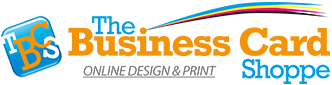 Business Card Shoppe Logo